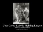 robotic fighting league
